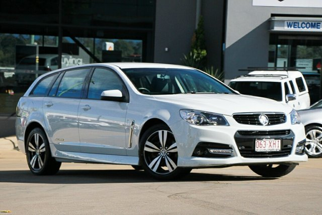 Used Holden Commodore SS Sportwagon Storm, Indooroopilly, 2015 Holden Commodore SS Sportwagon Storm Wagon