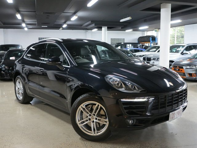 Used Porsche Macan S PDK AWD Diesel, Albion, 2015 Porsche Macan S PDK AWD Diesel Wagon