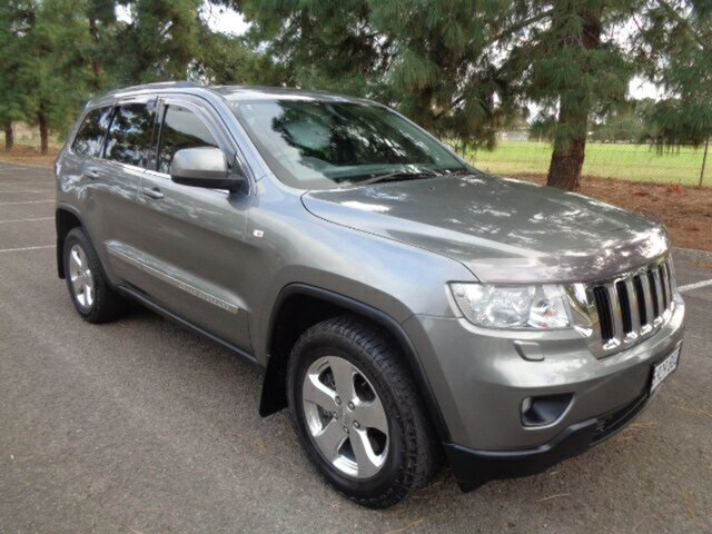 Used Jeep Grand Cherokee Laredo, Nailsworth, 2012 Jeep Grand Cherokee Laredo Wagon