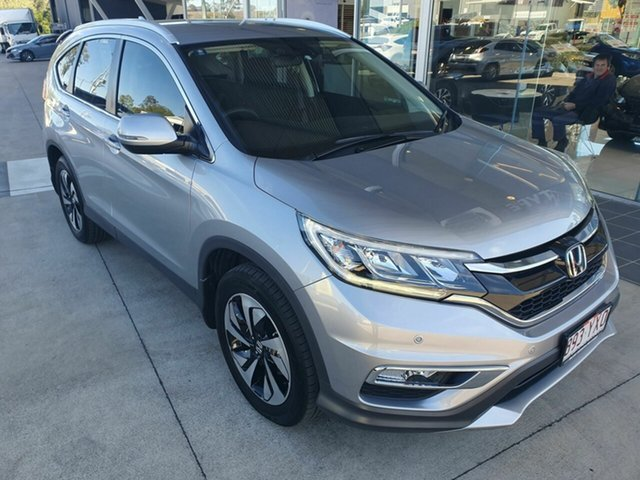 Discounted Used Honda CR-V Limited Edition 4WD, Yamanto, 2016 Honda CR-V Limited Edition 4WD Wagon