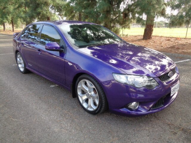 Used Ford Falcon XR6, Nailsworth, 2010 Ford Falcon XR6 Sedan
