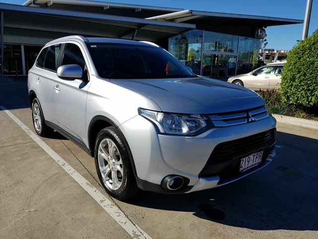 Discounted Used Mitsubishi Outlander ES 4WD, Yamanto, 2014 Mitsubishi Outlander ES 4WD Wagon