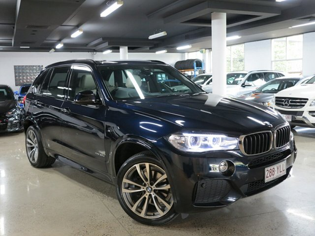 Used BMW X5 xDrive30d, Albion, 2015 BMW X5 xDrive30d Wagon