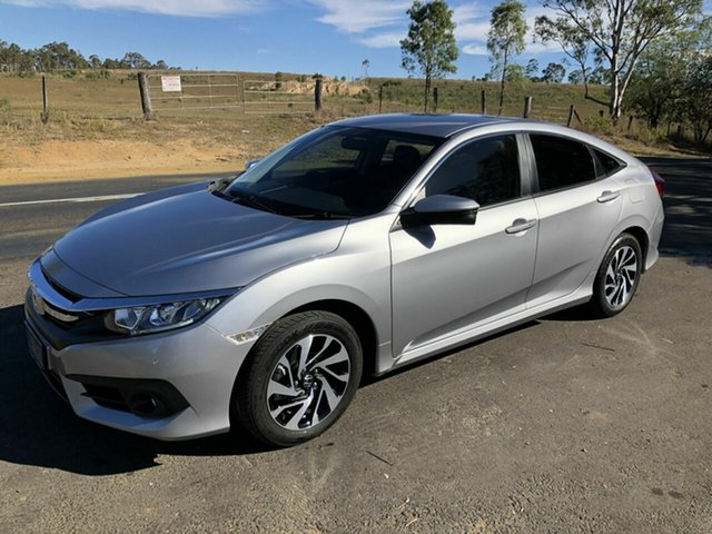 Discounted Used Honda Civic VTi-S, Yamanto, 2018 Honda Civic VTi-S Sedan