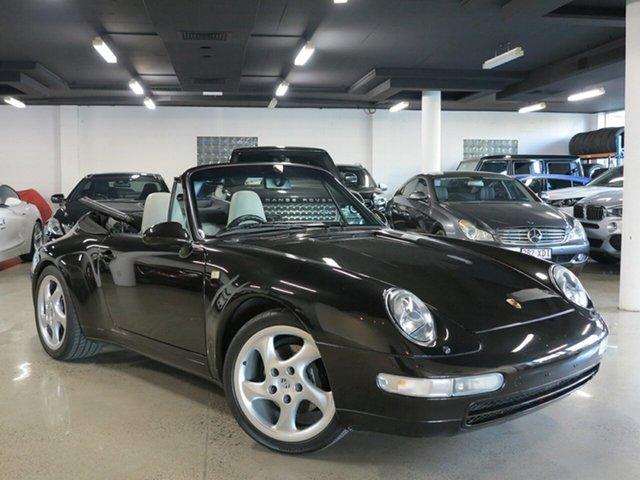 Used Porsche 911 Carrera, Albion, 1995 Porsche 911 Carrera Cabriolet