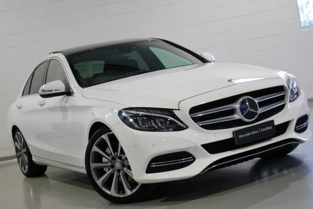 Used Mercedes-Benz C250 BlueTEC 7G-Tronic +, Chatswood, 2015 Mercedes-Benz C250 BlueTEC 7G-Tronic + Sedan