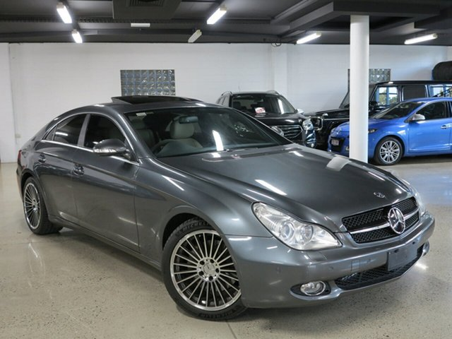 Used Mercedes-Benz CLS350 Coupe, Albion, 2007 Mercedes-Benz CLS350 Coupe Sedan