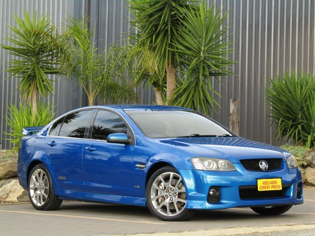 Used Holden Commodore SS V Redline, Enfield, 2011 Holden Commodore SS V Redline Sedan