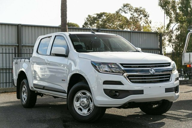 Used Holden Colorado LS Pickup Crew Cab, Oakleigh, 2016 Holden Colorado LS Pickup Crew Cab RG MY17 Utility