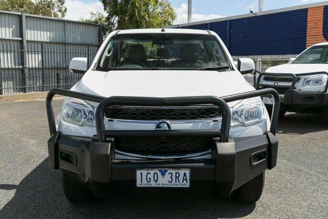 Used Holden Colorado LS Crew Cab 4x2, Oakleigh, 2015 Holden Colorado LS Crew Cab 4x2 RG MY16 Utility