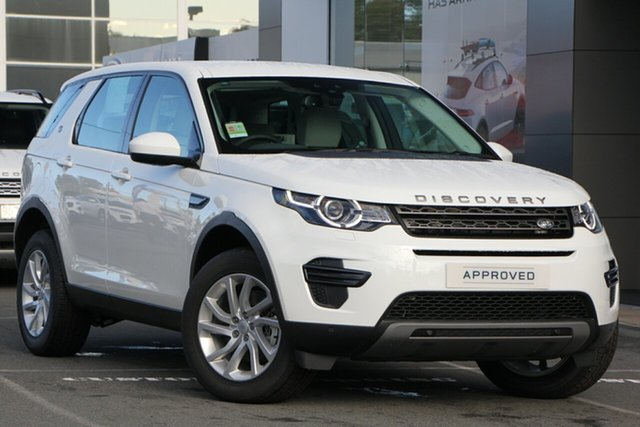 Demonstrator, Demo, Near New Land Rover Discovery Sport Si4 177kW SE, Maroochydore, 2018 Land Rover Discovery Sport Si4 177kW SE Wagon