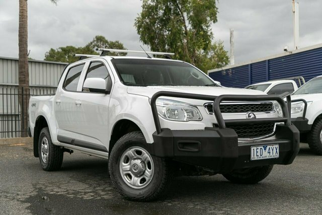 Used Holden Colorado LS Crew Cab, Oakleigh, 2015 Holden Colorado LS Crew Cab RG MY15 Utility