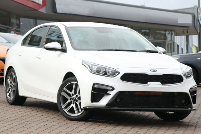 Discounted Demonstrator, Demo, Near New Kia Cerato Sport+, Narellan, 2018 Kia Cerato Sport+ Sedan