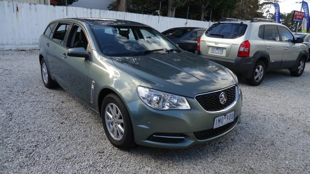 Used Holden Commodore Evoke Sportwagon, Seaford, 2013 Holden Commodore Evoke Sportwagon Wagon