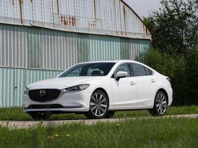 Demonstrator, Demo, Near New Mazda 6 Touring SKYACTIV-Drive, Gladstone, 2018 Mazda 6 Touring SKYACTIV-Drive Sedan