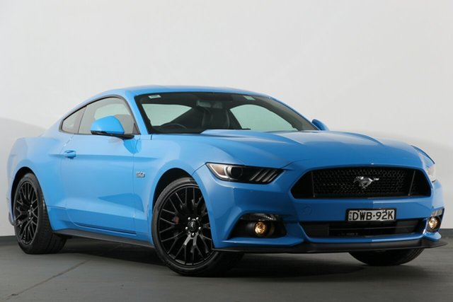 Discounted Used Ford Mustang GT Fastback SelectShift, Campbelltown, 2017 Ford Mustang GT Fastback SelectShift Fastback