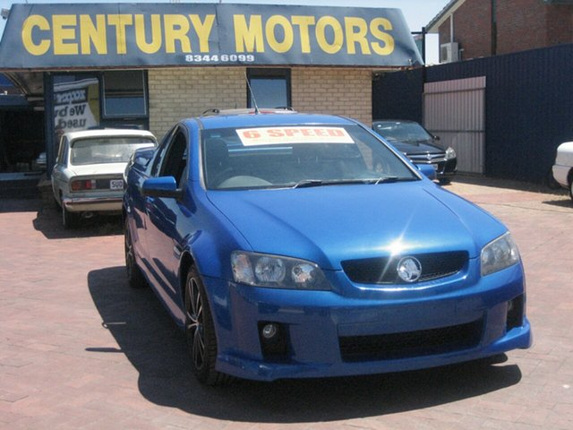 Used Holden Commodore SV6 60th Anniversary, Prospect, 2008 Holden Commodore SV6 60th Anniversary Utility