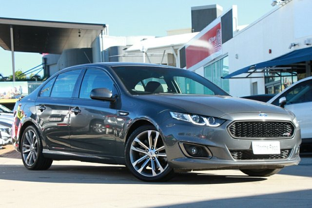Used Ford Falcon XR6 Turbo, Indooroopilly, 2016 Ford Falcon XR6 Turbo Sedan
