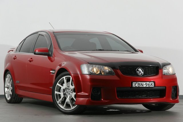 Discounted Used Holden Commodore SS V, Campbelltown, 2011 Holden Commodore SS V Sedan