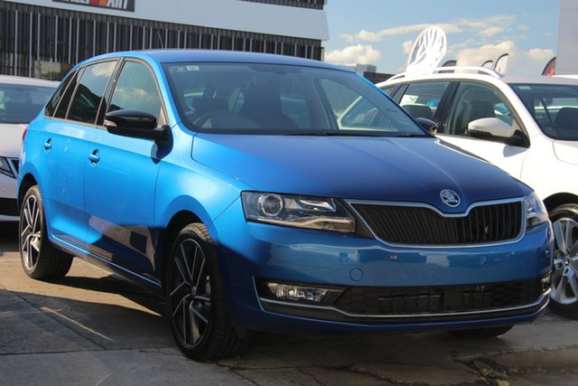 New Skoda Rapid Spaceback DSG, Bowen Hills, 2018 Skoda Rapid Spaceback DSG Hatchback