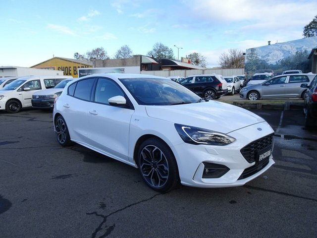 Used Ford Focus ST-Line, Nowra, 2018 Ford Focus ST-Line Hatchback