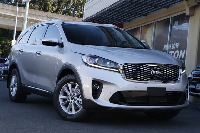 Demonstrator, Demo, Near New Kia Sorento SI, Toowong, 2018 Kia Sorento SI Wagon
