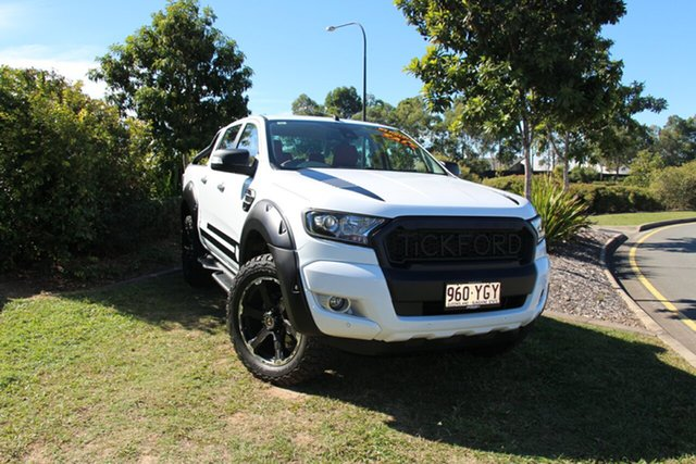Used Ford Ranger XLT Double Cab, North Lakes, 2018 Ford Ranger XLT Double Cab Utility