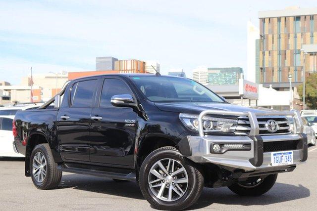 Used Toyota Hilux SR5 (4x4), Northbridge, 2016 Toyota Hilux SR5 (4x4) Dual Cab Utility