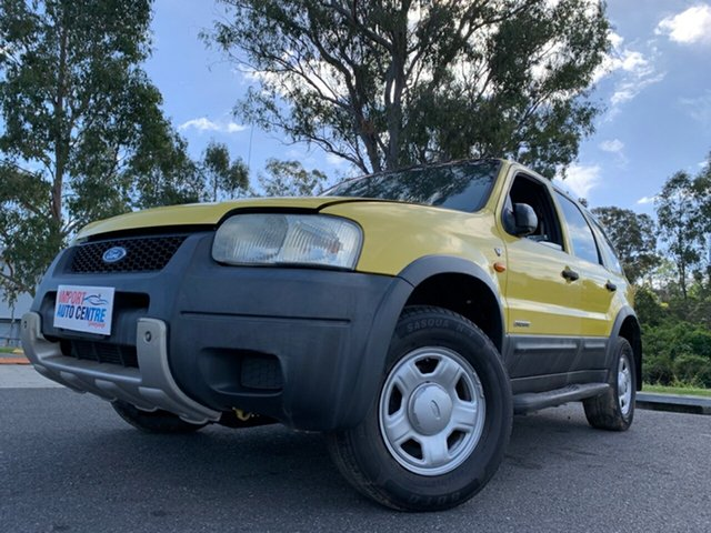 Used Ford Escape XLS, Kingston, 2001 Ford Escape XLS Wagon