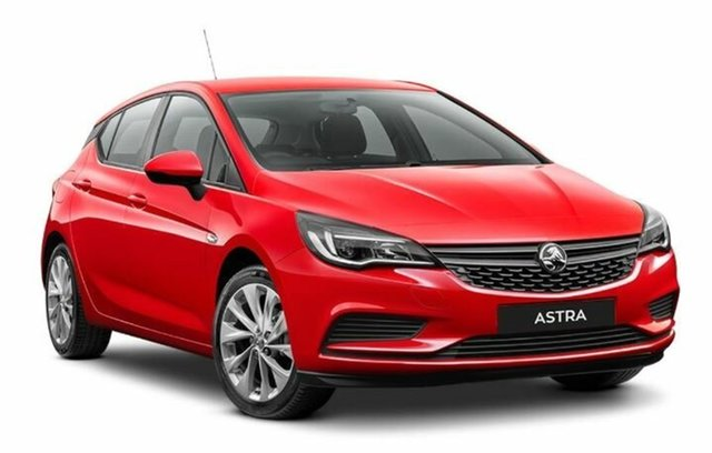 New Holden Astra R+, Atherton, 2019 Holden Astra R+ Hatchback