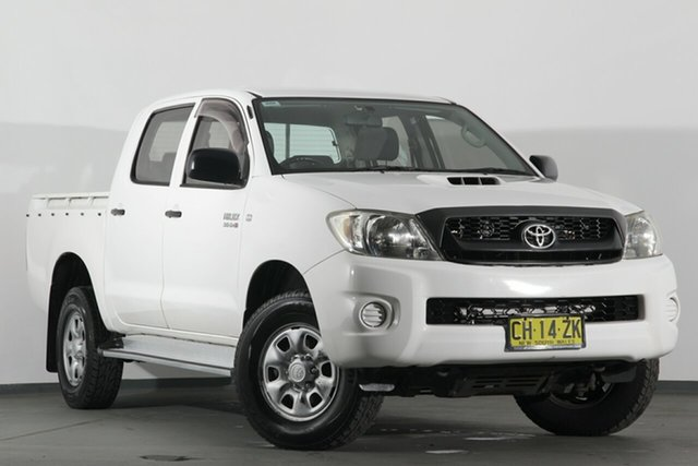 Used Toyota Hilux SR, Campbelltown, 2010 Toyota Hilux SR Utility