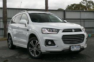 Used Holden Captiva LTZ AWD, Oakleigh, 2017 Holden Captiva LTZ AWD CG MY17 Wagon