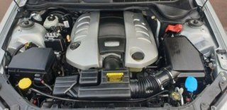 2009 Holden Caprice Sedan.