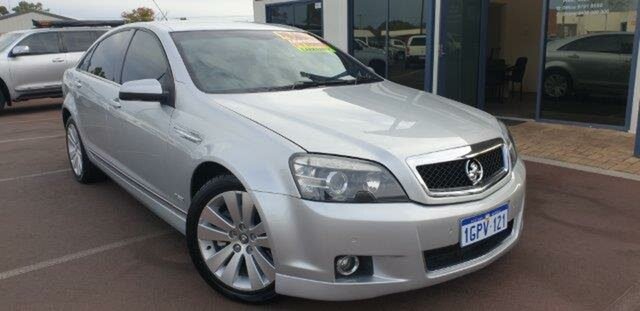 Discounted Used Holden Caprice, East Bunbury, 2009 Holden Caprice Sedan