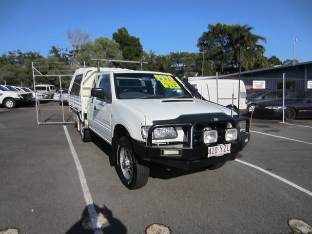 Used Holden Rodeo LX Space Cab, Alexandra Headland, 2002 Holden Rodeo LX Space Cab Cab Chassis