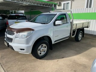 2012 Holden Colorado 4x2 AUTOMATIC DIESEL Trayback.