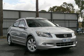 Used Honda Accord V6 Luxury, Oakleigh, 2008 Honda Accord V6 Luxury 8th Gen Sedan