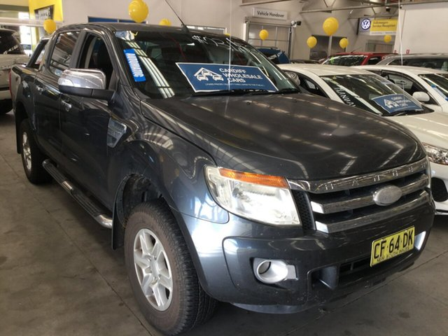 Used Ford Ranger XLT Double Cab, Cardiff, 2012 Ford Ranger XLT Double Cab Utility