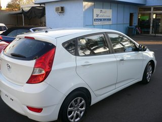 2014 Hyundai Accent Active Hatchback.
