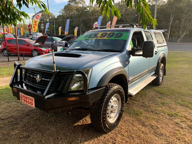 Used Holden Rodeo LX (4x4), Clontarf, 2007 Holden Rodeo LX (4x4) Crew Cab Pickup