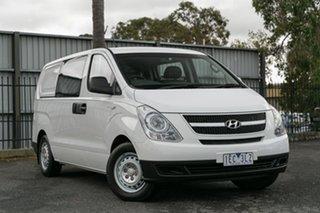 Used Hyundai iLOAD Crew Cab, Oakleigh, 2015 Hyundai iLOAD Crew Cab TQ2-V MY15 Van