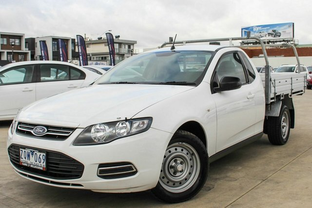 Used Ford Falcon Super Cab, Coburg North, 2013 Ford Falcon Super Cab Cab Chassis