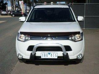 2014 Mitsubishi Outlander LS (4x4) Wagon.