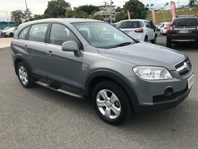 Used Holden Captiva SX AWD, Gladstone, 2010 Holden Captiva SX AWD Wagon