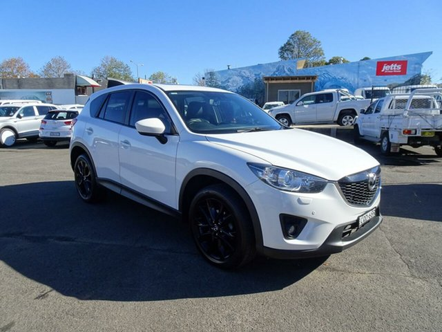 Used Mazda CX-5 Grand Touring SKYACTIV-Drive AWD, Nowra, 2013 Mazda CX-5 Grand Touring SKYACTIV-Drive AWD Wagon