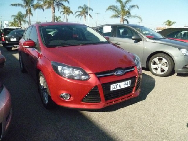 Used Ford Focus Trend PwrShift, Cheltenham, 2012 Ford Focus Trend PwrShift Hatchback
