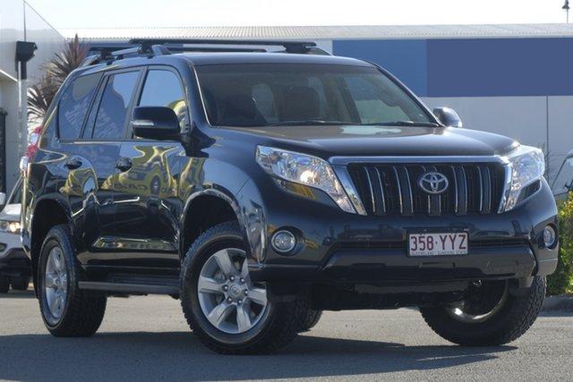 Used Toyota Landcruiser Prado GXL, Bowen Hills, 2017 Toyota Landcruiser Prado GXL Wagon