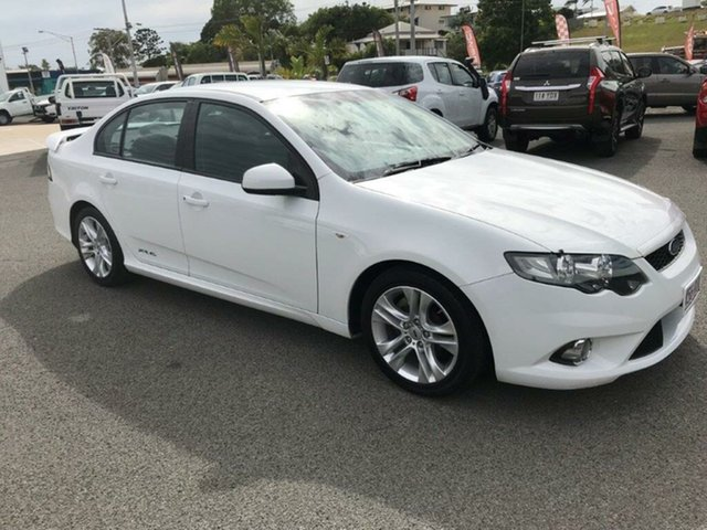 Used Ford Falcon XR6, Gladstone, 2011 Ford Falcon XR6 Sedan