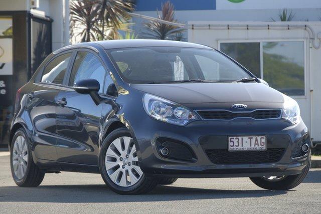 Used Kia Rio SI, Bowen Hills, 2013 Kia Rio SI Hatchback