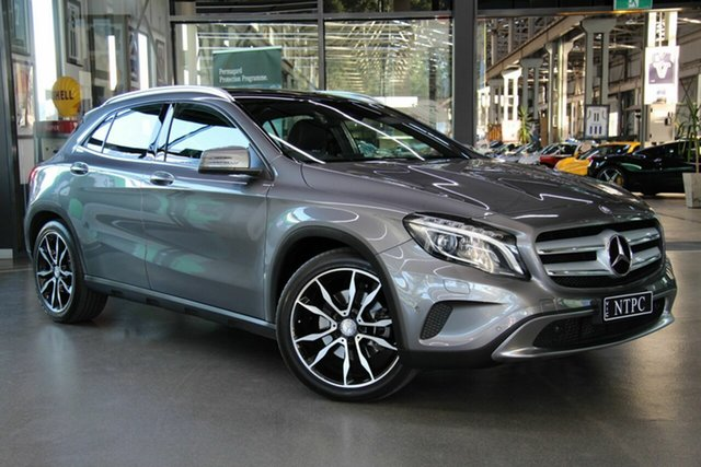 Used Mercedes-Benz GLA 250 4MATIC DCT 4MATIC, North Melbourne, 2015 Mercedes-Benz GLA 250 4MATIC DCT 4MATIC Wagon